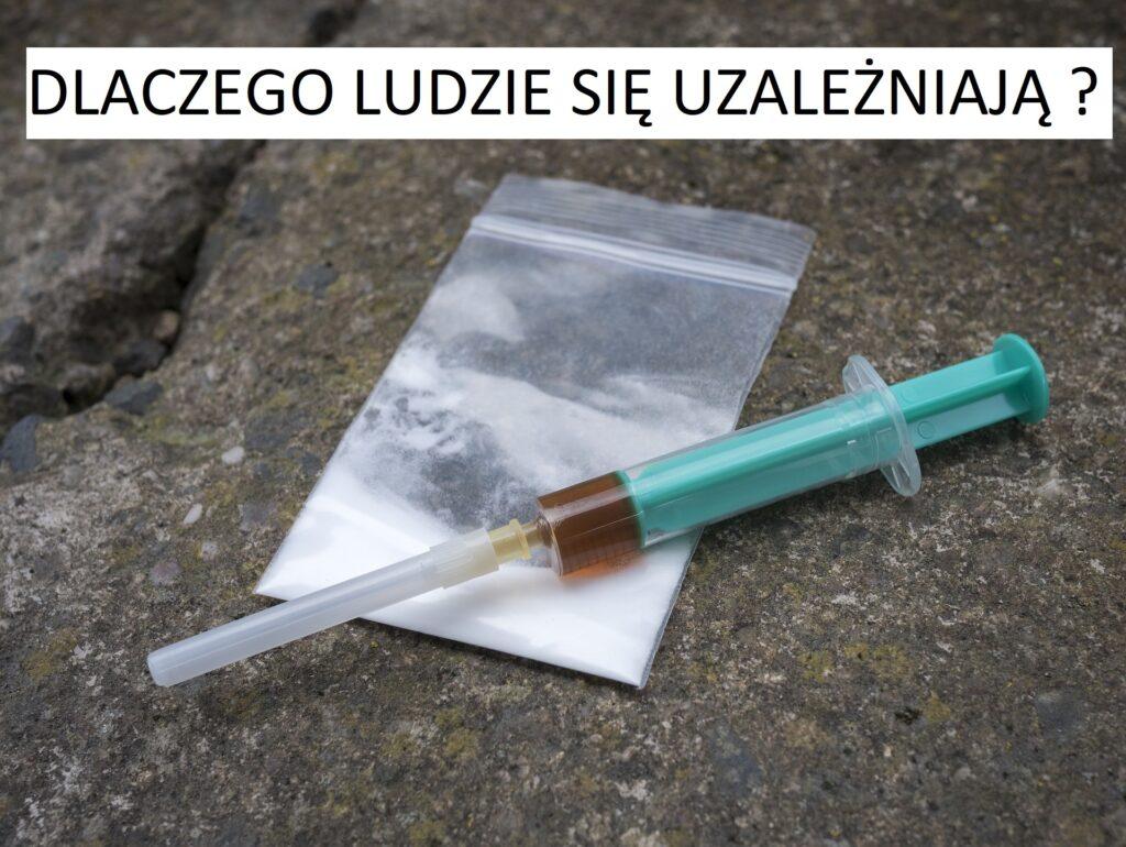 Dlaczego niektórzy ludzie łatwo uzależniają się od narkotyków, a inni nie